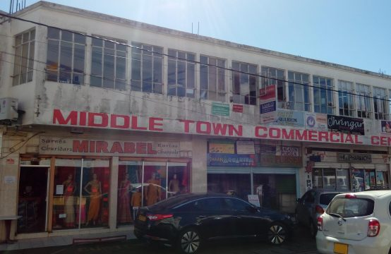 Storeyed Commercial Spaces