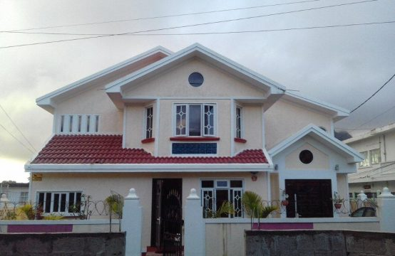 Located in a quiet and very residential area