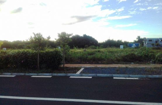 Beautiful plot of land in a highly residential area
