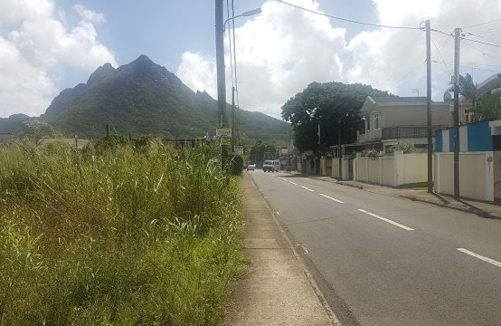 Residential Land with mountain view