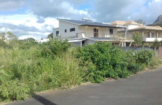 Residential Land not far from Flic en Flac