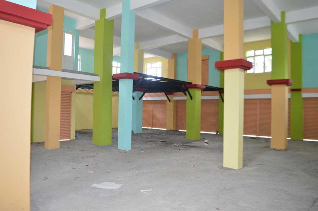 Unfurnished Commercial Area
